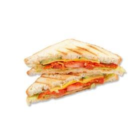 Сэндвич с пепперони - Фото