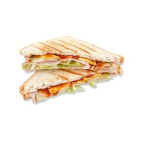 Сэндвич с ветчиной - Фото