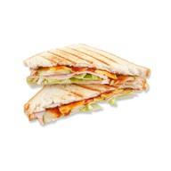Сэндвич с ветчиной Фото