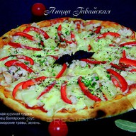 Пицца Гавайская Фото