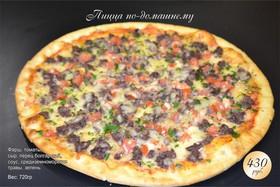 Пицца по домашнему - Фото