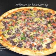 Пицца по домашнему Фото