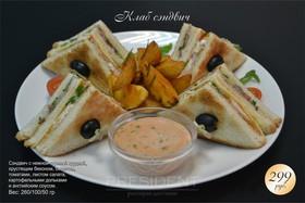 Клаб сэндвич - Фото