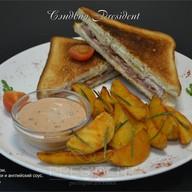 Сэндвич Президент Фото