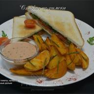 Сэндвич по-римски Фото