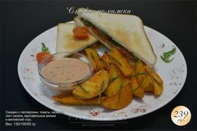 Сэндвич по-римски - Фото