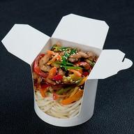 Свинина с овощами по-корейски Фото