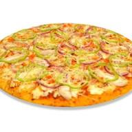Пицца Капретте Фото
