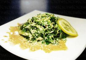 Салат с чуккой - Фото