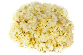 Рис с соусом и овощами - Фото