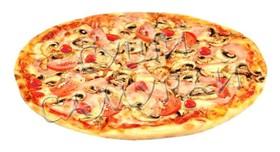 Пицца Прошуто кон фунги - Фото