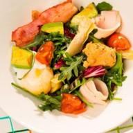 Рубленый кобб салат с артишоками, Фото