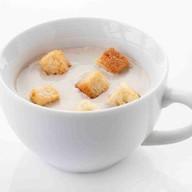 Сливочный крем «Крем-суп из шампи Фото
