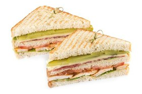 Клаб-сэндвич - Фото