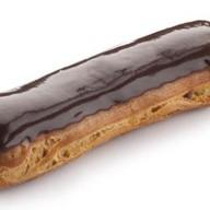 Эклер Шоколадный Фото