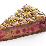Пирог шоколадно-вишневый Фото