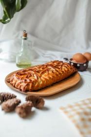 Пирог с муксуном - Фото