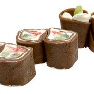 Шоколадный ролл микс Фото