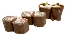 Шоколадный ролл микс - Фото