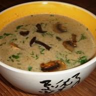 Суп - крем из шампиньенов Фото