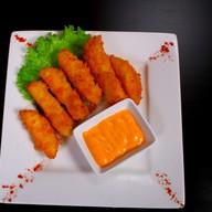 Сырные дольки в кляре Фото