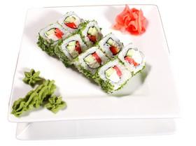 Ролл Вегетарианский - Фото