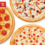 Комбо из 4 пицц Фото