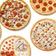 Комбо из 5 пицц Фото