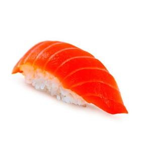 Суши с лососем х/к - Фото