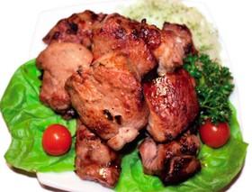 Шашлык из свинины (шейка) - Фото