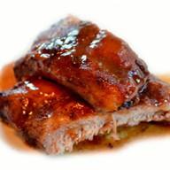 Шашлык из свинины (ребро) Фото