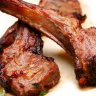 Шашлык из баранины (на косточке) Фото