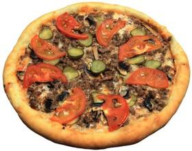 Пицца Мясная - Фото