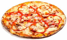 Пицца Везувий - Фото