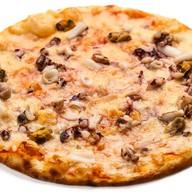 Пицца Дары моря Фото