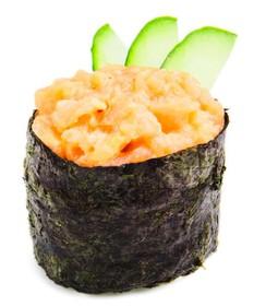 Суши-нигири сяке - Фото