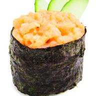 Суши-нигири сяке Фото
