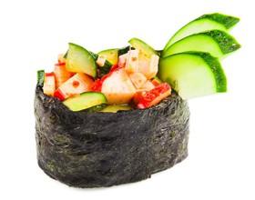 Суши-нигири кани - Фото
