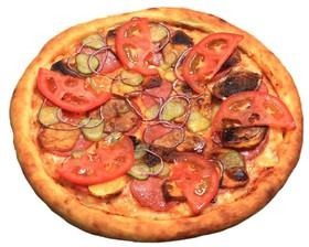 Пицца Деревенская - Фото