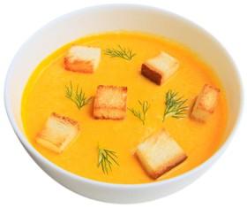 Суп-крем с лососем - Фото