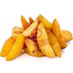 Картофель по деревенски - Фото