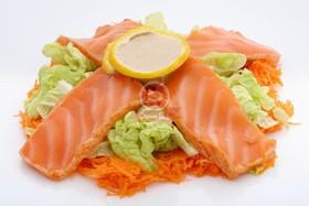 Сашими из лосося - Фото