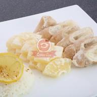 Курица в ананасовом соусе Фото