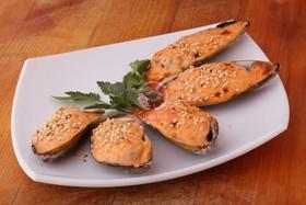 Мидии киви в спайси соусе - Фото