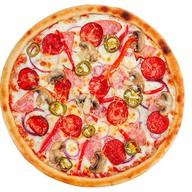 Дракон (острая пицца) Фото