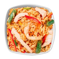 Острый wok Фото