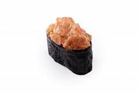 Суши острый лосось - Фото