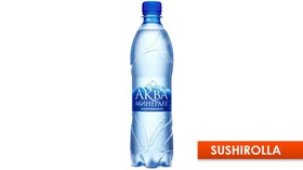 Aqua Minerale (негазированная) - Фото