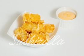Сырные наггетсы - Фото