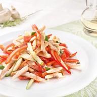 Грибной с овощами Фото